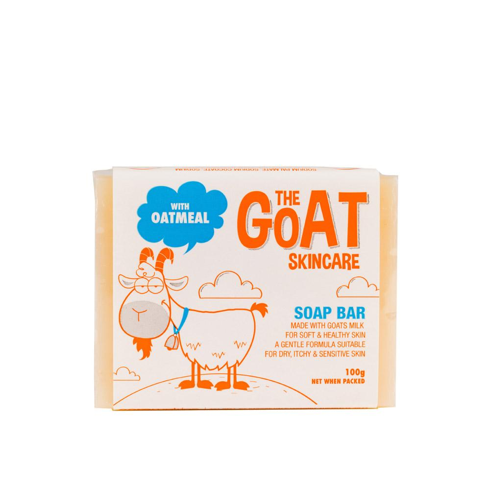 The Goat Skincare Soap Bar with Oatmeal