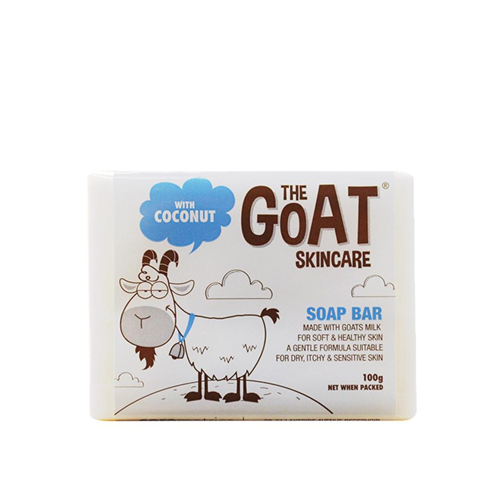 The Goat Skincare Soap Bar with Coconut
