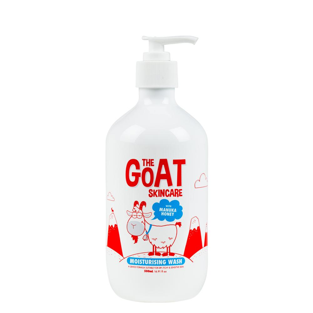 The Goat Skincare Body Wash with Manuka Honey