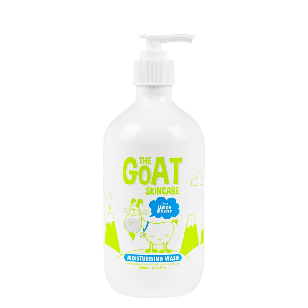 The Goat Skincare Body Wash with Lemon Myrtle