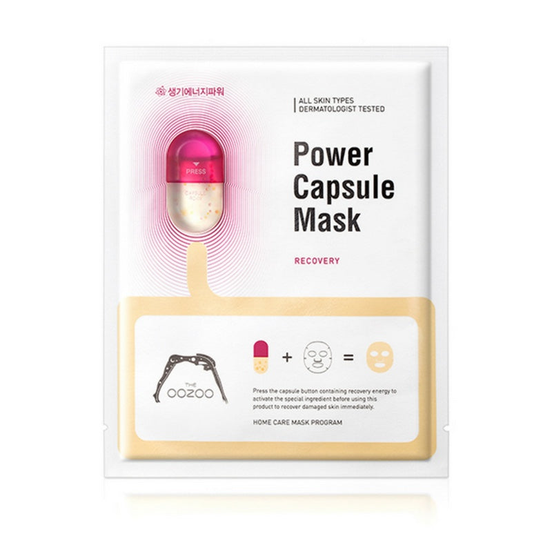 OOZOO Power Capsule Mask Recovery
