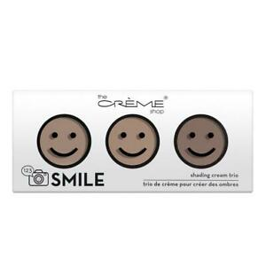 123 Smile Shading Powder Trio Shade Light