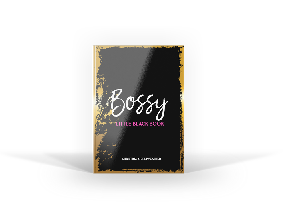 Bossy Little Black Book: The Ultimate Networking Guide for The Busy Woman [Digital Download]