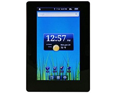 Efun NEXT6 7-Inch Color TFT Display Tablet with Borders EbookStore