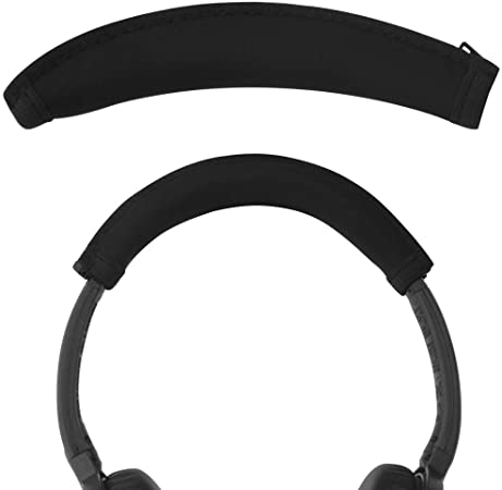 Linkidea Headband Protector, Compatible with Bose QC3, AE2, AE2i, AE2w, SoundTrue on-Ear Headphones Replacement Headband Cover/Headset Headband Cushion Pad Repair Parts/Easy DIY Installation