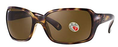 Ray-Ban Women's Rb4068 Square Sunglasses