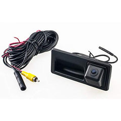 Backup Camera with Tailgate Handle for Universal Monitors