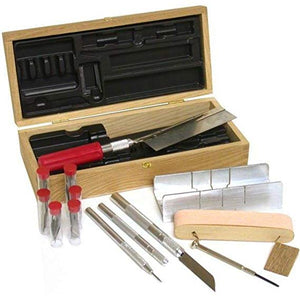 Deluxe Carving Craft Modelers Tool Set