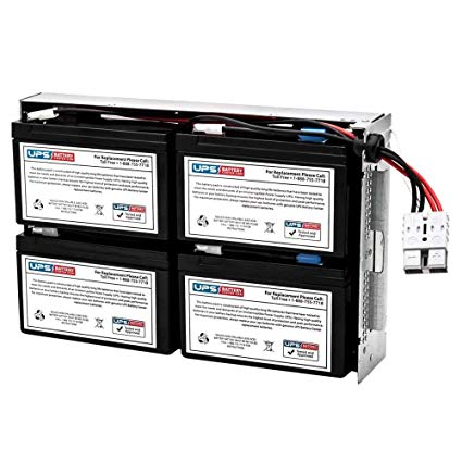 SU1000RM2U Battery Pack - Compatible Replacement for APC Smart-UPS 1000 RM 2U by UPSBatteryCenter