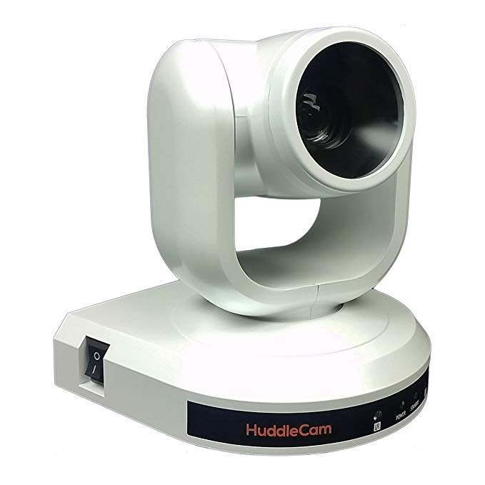 HuddleCamHD-10X-G2 USB 3.0 PTZ 1080p Video Conference Camera - White