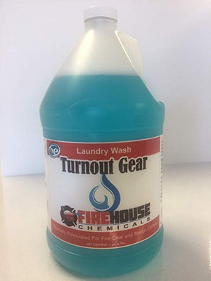 Turnout Bunker Gear Laundry Detergent Wash
