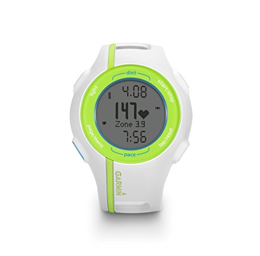 Garmin Forerunner 210 Water Resistant GPS Enabled Watch without Heart
