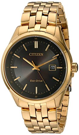 Citizen Men's Eco-Drive Watch With Sapphire Crystals
