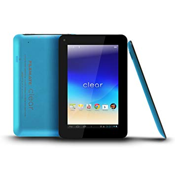 Filemate Clear 3FMT720BL-16G-R 7-Inch 16GB Tablet (Blue)