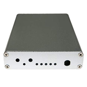 NooElec Extruded Aluminum Enclosure Kit for HackRF One by Great Scott Gadgets (S