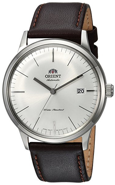 Orient Men's '2nd Gen. Bambino Ver. 3' Japanese Automatic Stainless S