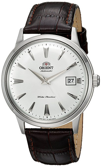 Orient Men's '2nd Gen. Bambino Ver. 1' Japanese Automatic Stainless S