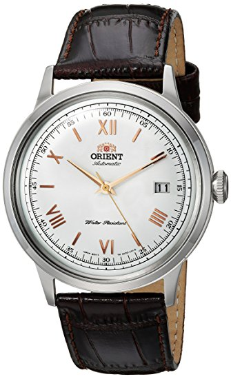 Orient Men's '2nd Gen. Bambino Ver. 2' Japanese Automatic Stainless S