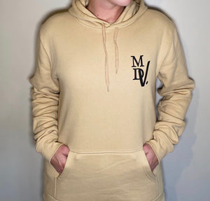 The '20/20 DNA' hoodie - Tan