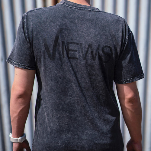 VIEWS - The stonewash tee (limited edition)