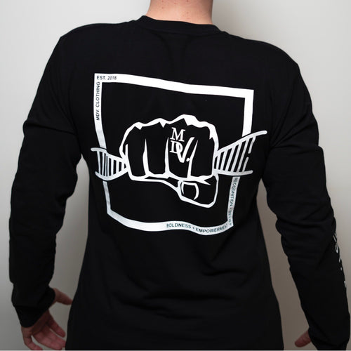 The DNA long sleeve tee