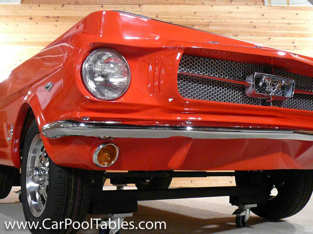 Exceptional ... Ford Mustang   1965 Collectors Edition Pool Table ...