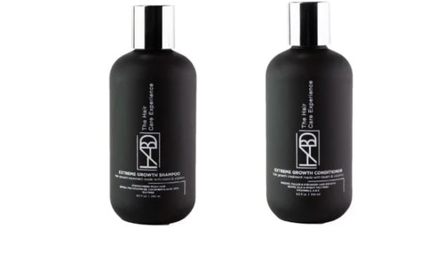 Extreme Growth Shampoo and Conditioner Bundle Set