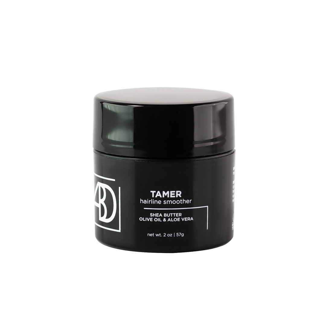 TAMER- HAIRLINE AND SMOOTHER