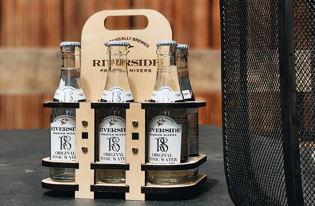 Riverside Premium Mixers - Original Tonic Water