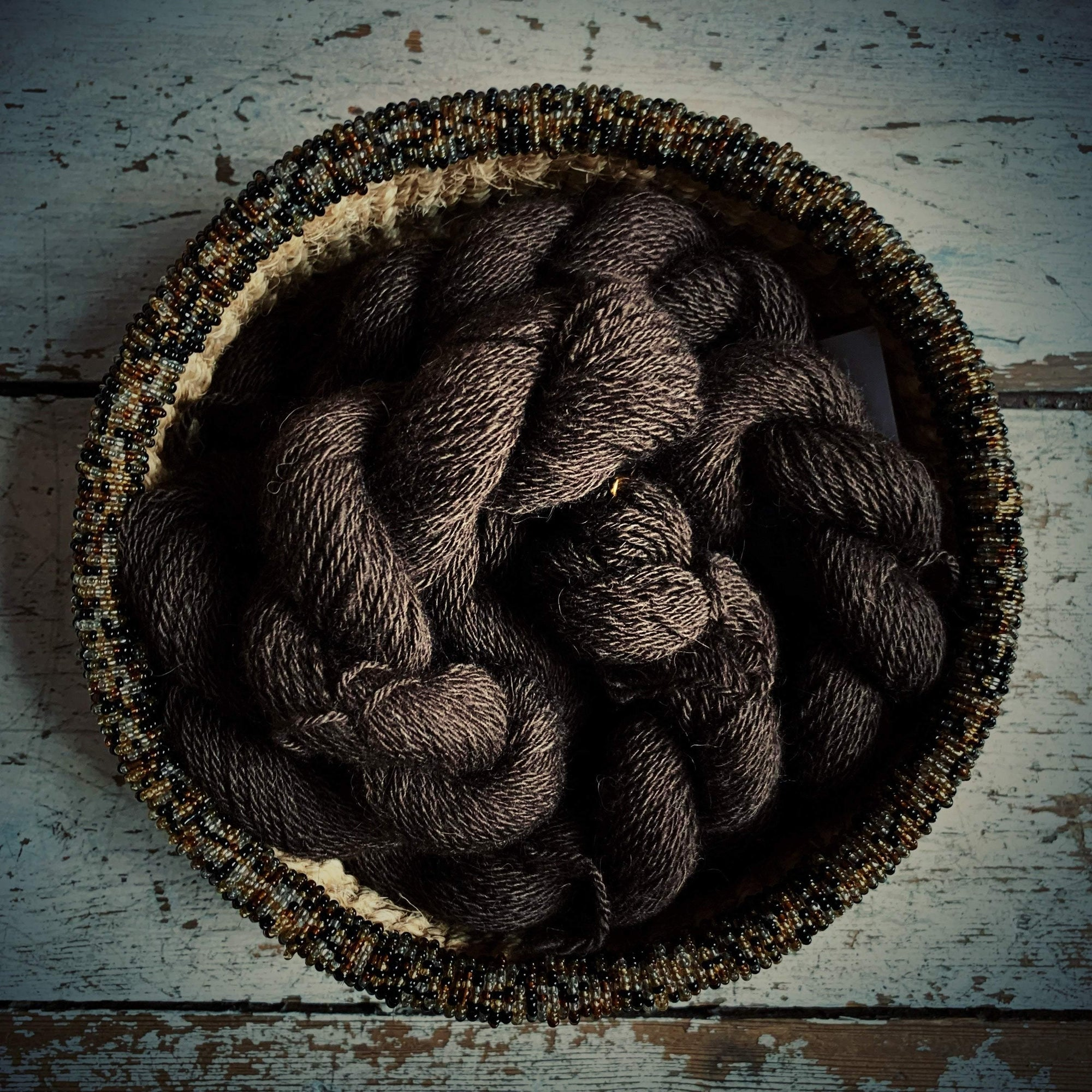 100% Bison Wool (Buffalo) Pascuali Yarn