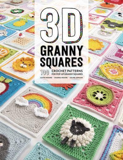 3D Granny Squares Search Press Book
