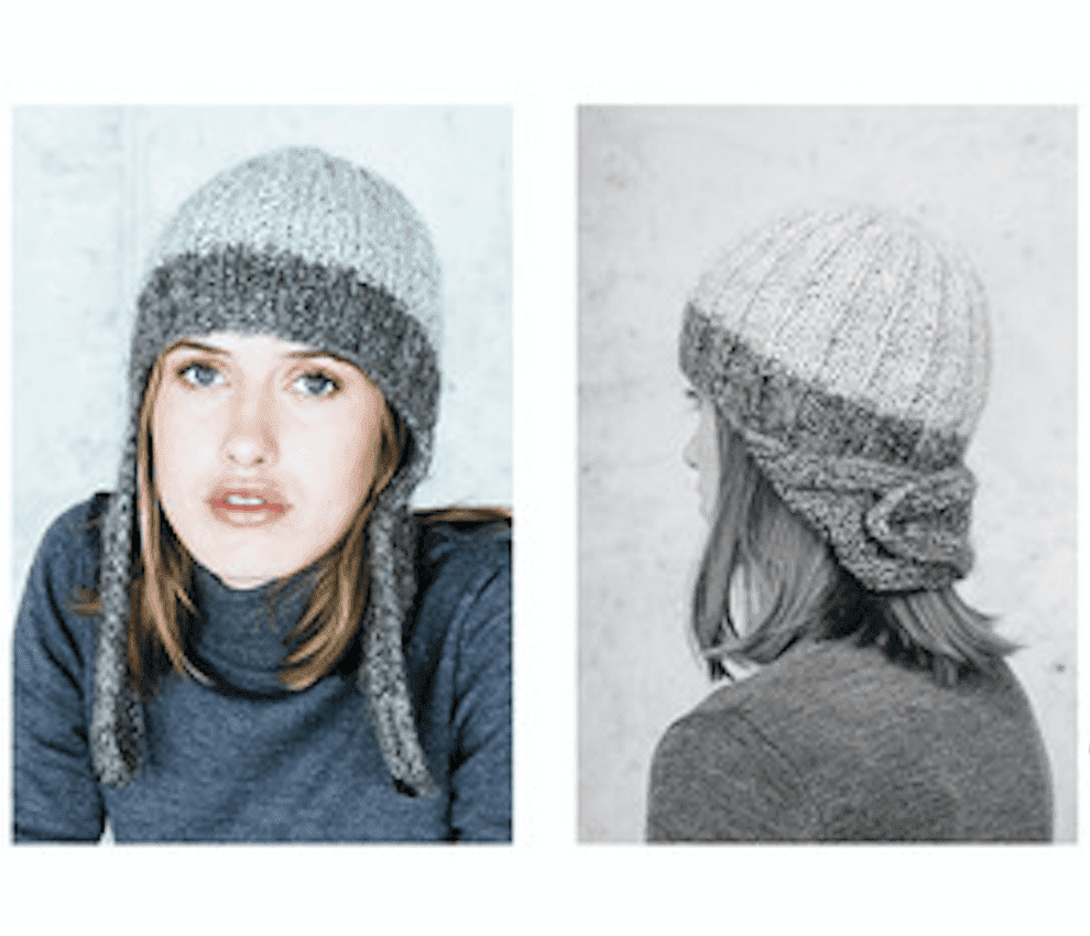 AGD 03 Convertible Hat Pattern einrum Pattern