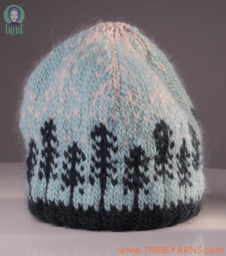 Alpine Hat Pattern Mrs Moon Pattern