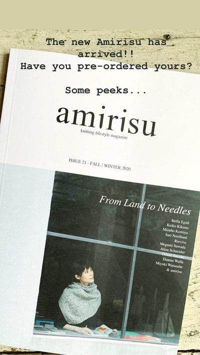 Amirisu - Issue 21 Autumn/Winter 2020 Amirisu Magazine