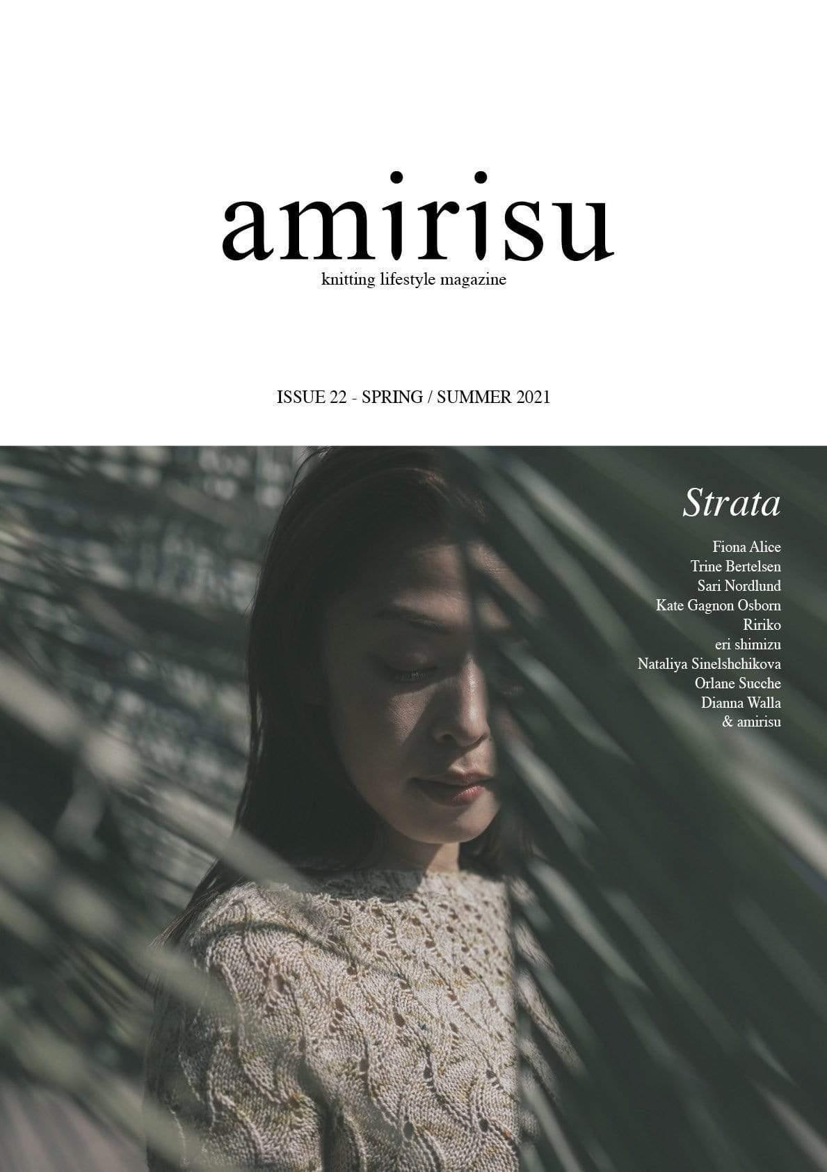 Amirisu - Issue 22 Spring/Summer 2021 Amirisu Magazine
