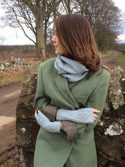 Argyll Snood Pattern Di Gilpin Pattern