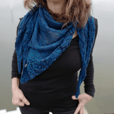 Artyarns Inspiration Club: LYS Day 2020 Blue Artyarns Yarn
