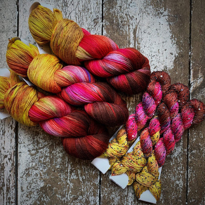 Artyarns Inspiration Club Nov 2019 Artyarns Yarn