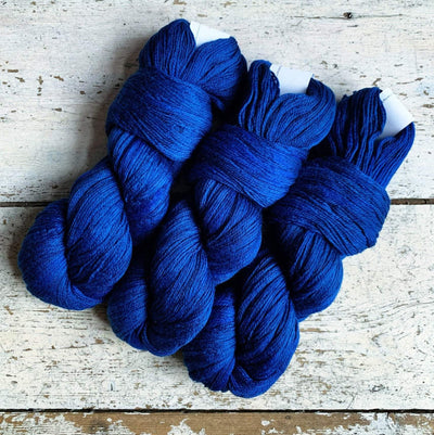 Artyarns Inspiration Club Nov 2020: Tidepools Artyarns Yarn Deep Blue Merino Cloud