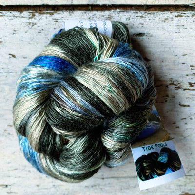 Artyarns Inspiration Club Nov 2020: Tidepools Artyarns Yarn Tidepools Silk Day Dream