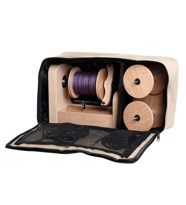 Ashford E-Spinner 3 - Electric Spinning Wheel tribeyarns Weaving