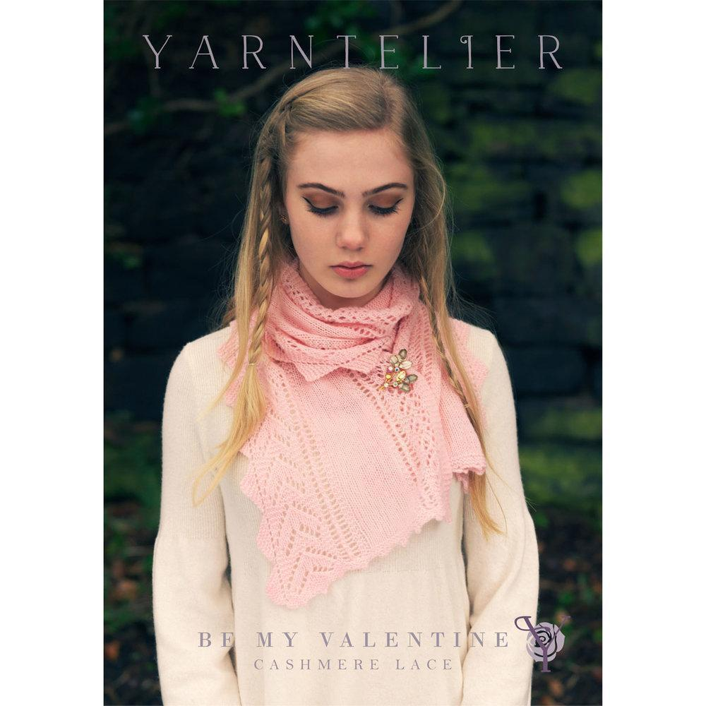 Be My Valentine Pattern Yarntelier Knitting Pattern