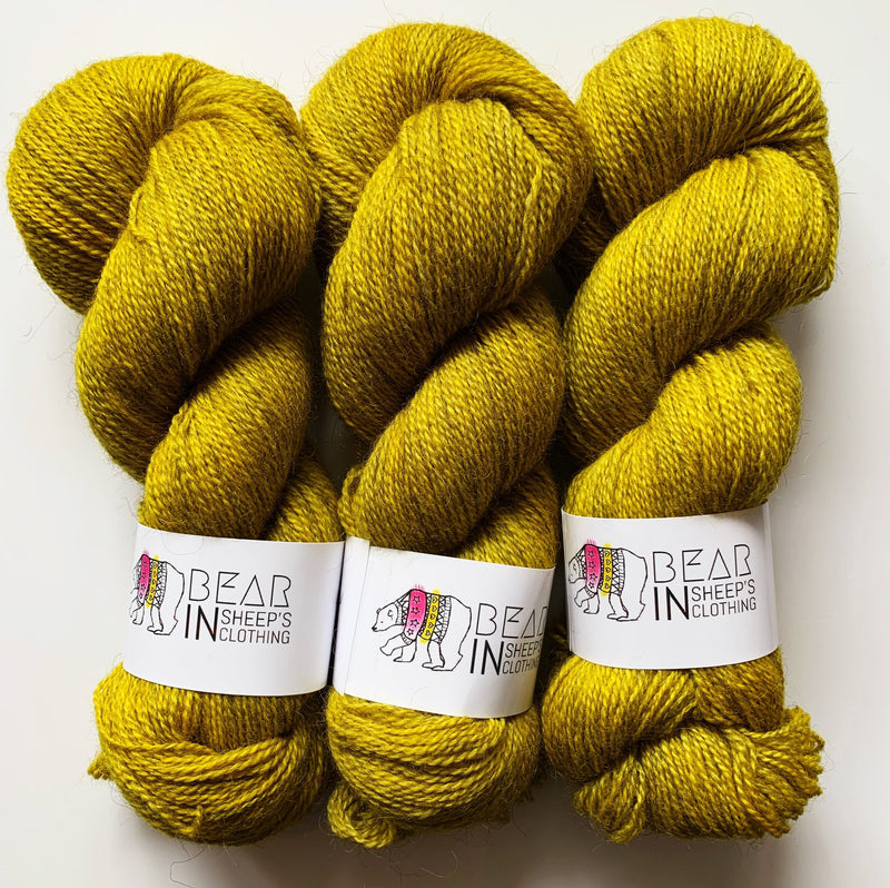 Bear Gotland Bear In Sheep's Clothing Yarn Nectar Gotland
