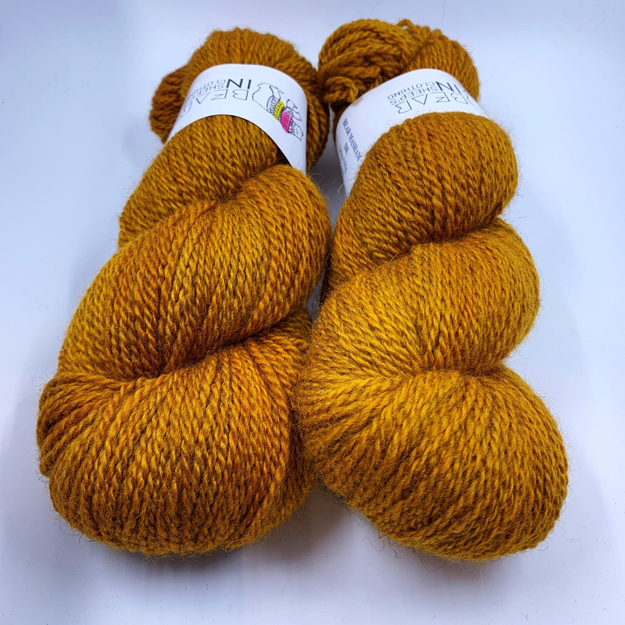 Bear Masham DK Bear In Sheep's Clothing Yarn Oxide MashamDK