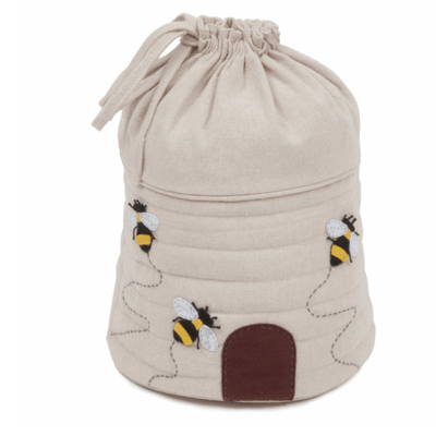 Bee Hive Drawstring Bag tribeyarns Bags & Cases
