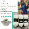 Berlin Dickey Kit Isager Kits & Combos 0 Alpaca 3