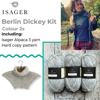 Berlin Dickey Kit Isager Kits & Combos 2S Alpaca 3