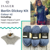 Berlin Dickey Kit Isager Kits & Combos 42 Alpaca 3
