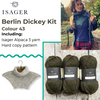 Berlin Dickey Kit Isager Kits & Combos 43 Alpaca 3