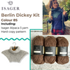 Berlin Dickey Kit Isager Kits & Combos 8S Alpaca 3